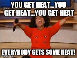 heat for all