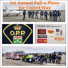 OPP Pull A Plane Challenge