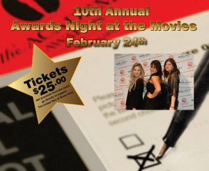 10th Annual Awards Night at the Movies in support of United Way Bruce Grey returns February 24th at Owen Sound Galaxy Cinemas!