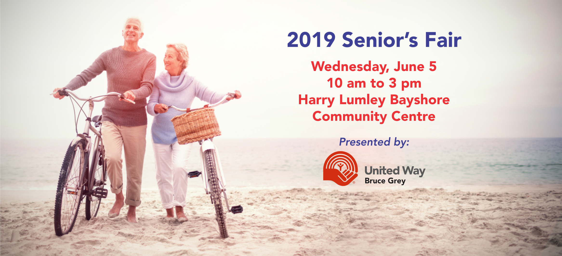Please join us for our 2019 Senior's Fair