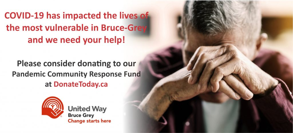 You can make a difference in the life of someone in need. Donate online at DonateToday.ca