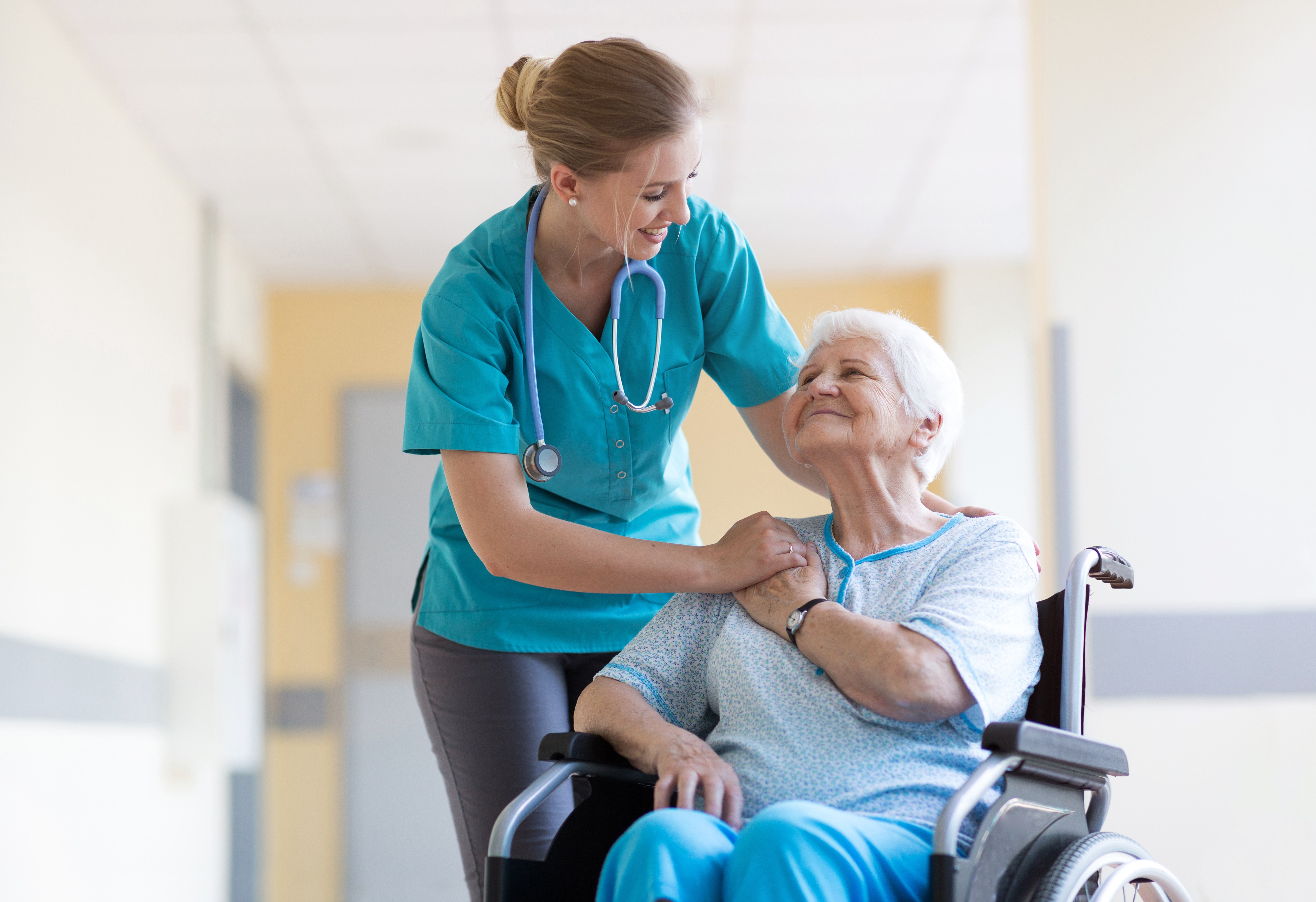 Let's share some sweetness and thank a healthcare worker in a long term care facility.